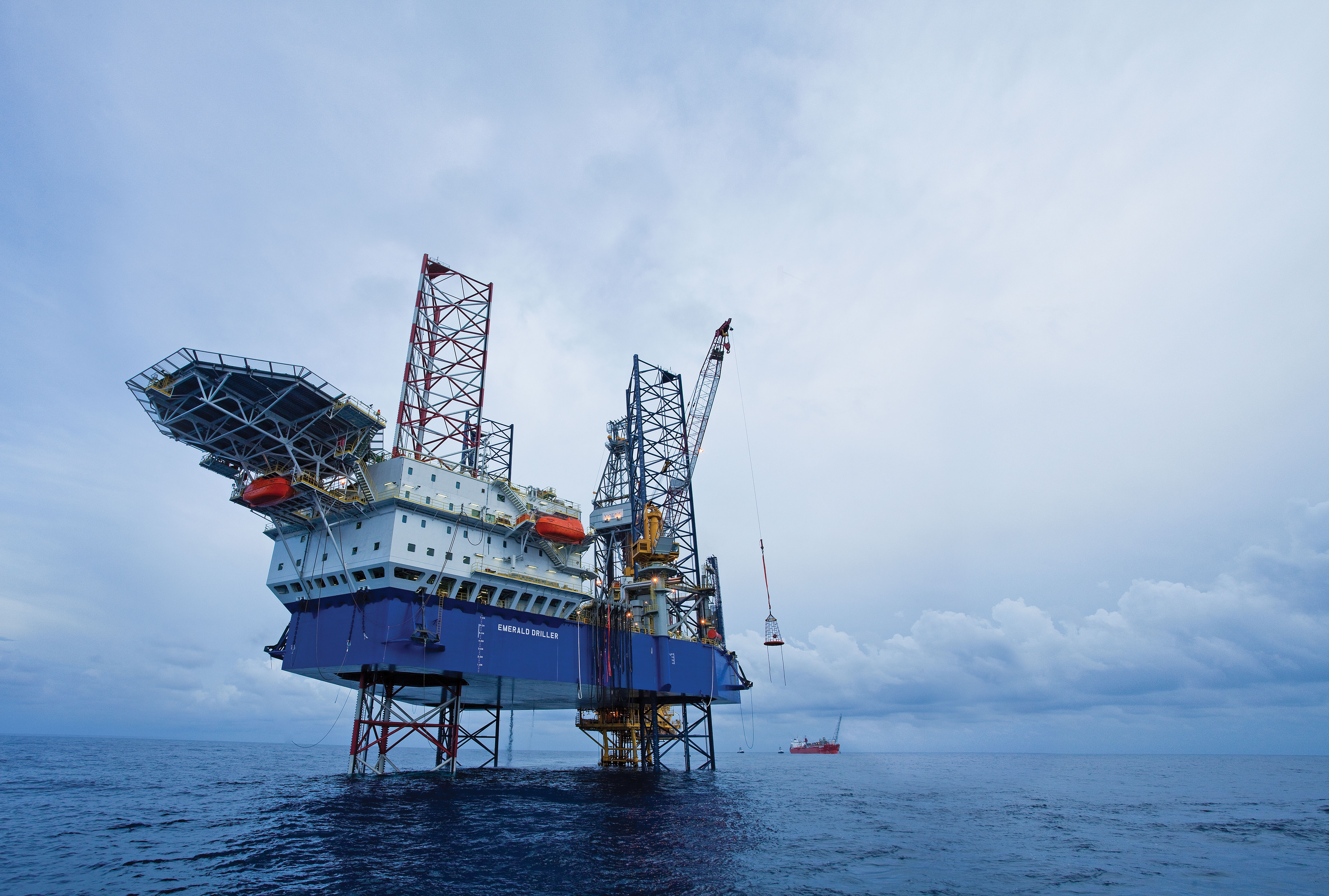 deeper waters lng prospects gain momentum drilling contractor