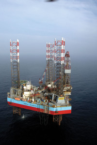Maersk installed electronic compensators in the main engine rooms of the MAERSK GUARDIAN (pictured) in 2011 and the MÆRSK GIANT in 2012. The compensators reduce diesel consumption and limit the power for the wattles, which improves power quality and enables generators to produce more active power, said Michael Ellekjaer, head of corporate social responsibility at Maersk Drilling.