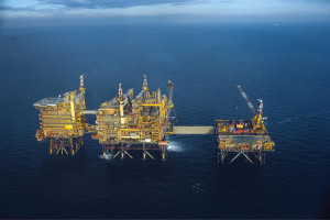 Centrica Energy recently began production from the Rhyl gas field in Morecambe Bay.