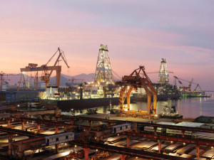 DSME, whose shipyard is located on the southeastern tip of the Korean Peninsula, is anticipating a return to the jackup market after receiving inquiries for high-end, heavy-duty jackups for harsh-environment drilling.