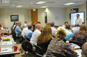 Kick-off meeting for WADI on 13 August in Houston