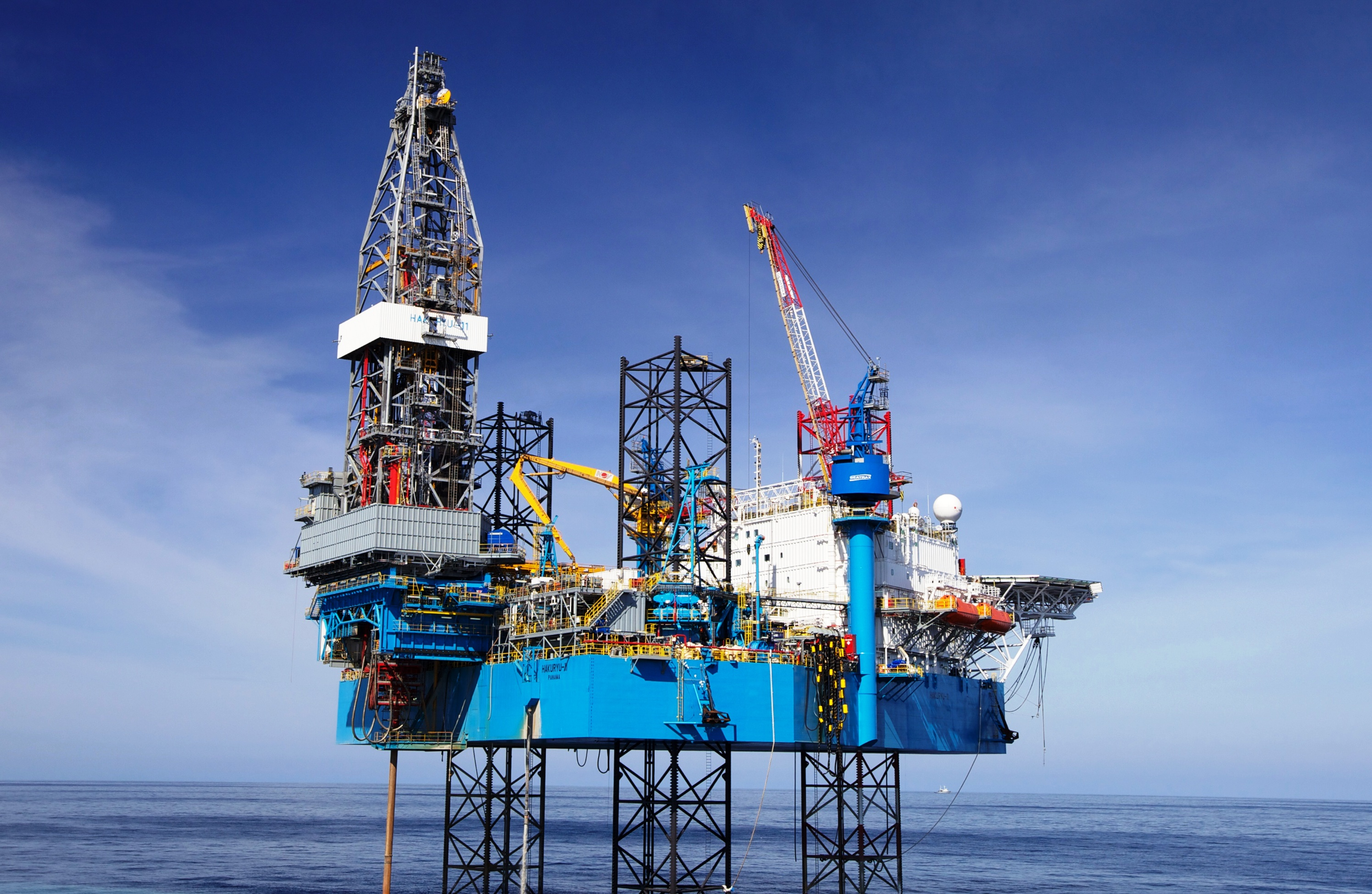 Offshore Oil Rig : The rising east drilling contractor