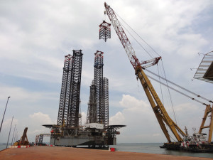 Adriatic I, Shelf Drilling's latest reactivation and upgrade project, will have its water depth capability extended from 300 ft to 350 ft and hookload capacity from 1.2 million to 1.5 million lbs. The rig is expected to begin operations in April.
