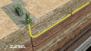 """The Z-System rod technology from Ziebel provides a """"picture"""" from all depths in the wellbore, simultaneously and in real time. This will help to enhance understanding of the wellbore and reservoir."""