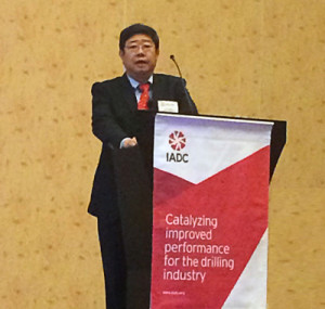 "There are at least 35 different nationalities working together just in Keppel's Singapore shipyards. ""You can imagine the challenge to communicate to them effectively,"" Keppel Offshore & Marine CEO Chow Yew Yuen said at the 2014 IADC HSE&T Asia Pacific Conference in Singapore."