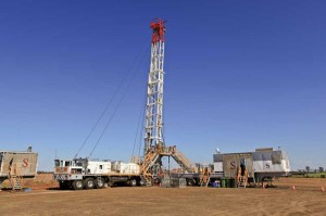 Calgary-based Savanna Energy also has four well-servicing rigs operating in the same area as its drilling rigs.