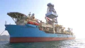 Maersk Valiant is one Maersk Drilling's four ultra-deepwater drillships, which represent a $2.6 billion investment. The drillship will commence a two-year contract with ConocoPhillips and Marathon Oil in the US GOM.