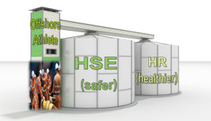 Efforts by the HR department to improve the health of offshore employees can directly impact the safety efforts of the HSE department, NuPhysicia's Dr Oscar Boultinghouse said. A healthier workforce is a safer workforce.