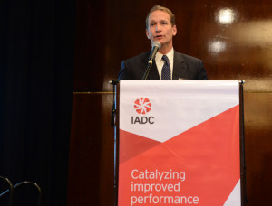 Speaking at the 2014 IADC Drilling Onshore Conference in Houston last week, Chesapeake Energy CEO Doug Lawler praised the drilling and service industry for its contributions in helping operators achieve the technological and efficiency gains that have made the US shale revolution possible.