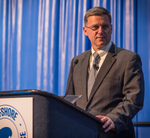 The industry should not rely on the argument that hydraulic fracturing has been performed safely for 65 years but rather engage people in the issues that directly concern them, Shell's Greg Guidry said at the 2014 OTC in Houston last week.