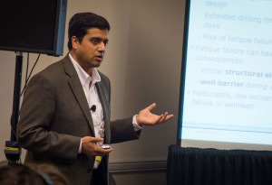 A JIP focused on wellhead integrity will publish a recommended practice later this year to complement current codes and standards and improve methodology to assess integrity, DNV GL's Partha Sharma said.