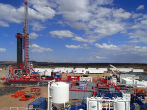 PR Marriott Rig 46 is operating in Blocks 10BB and 13T in Lokichar Basin, Kenya, drilling exploration and appraisal wells for Tullow. The trailer-mounted, 1,000-hp rig has a 440,000-lb hookload. It recently celebrated one year without LTIs.