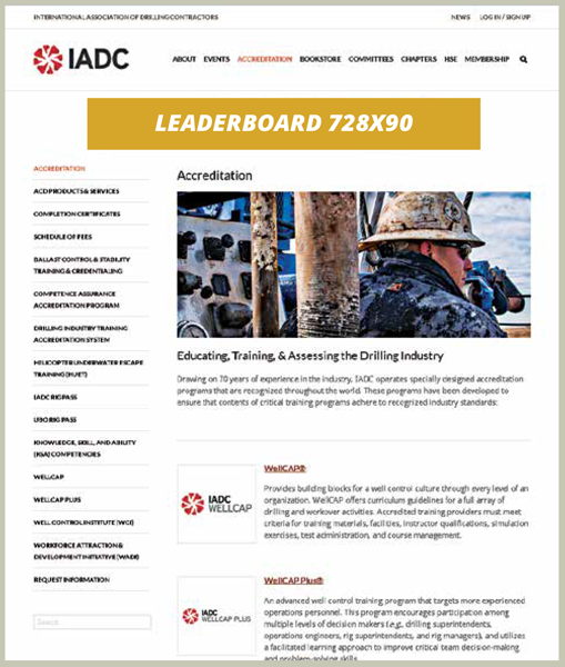 iadc-positions