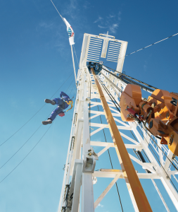 The 3M and DEUS Escape and Rescue System enables workers to steadily control their descent from heights up to 590 ft. At less than 3 lb, the system can be used for individuals and/or multiple stranded workers for rescue/escape procedures.