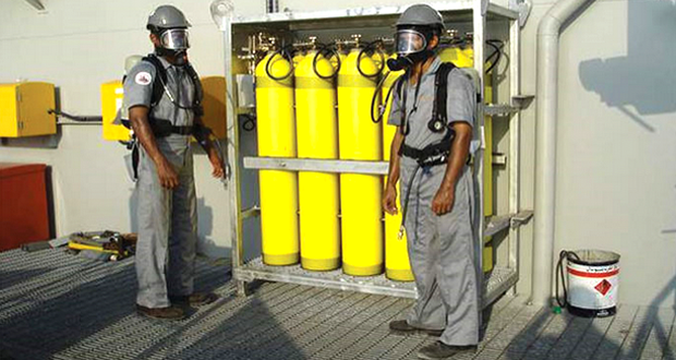 How To Ensure H2s Safety On Offshore Rigs Drilling
