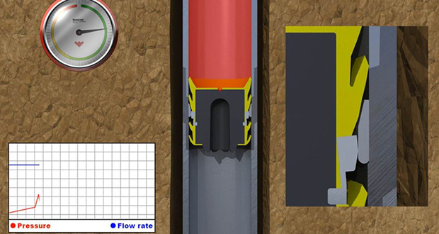 Test Plug in Drilling For Cement Plug Testing