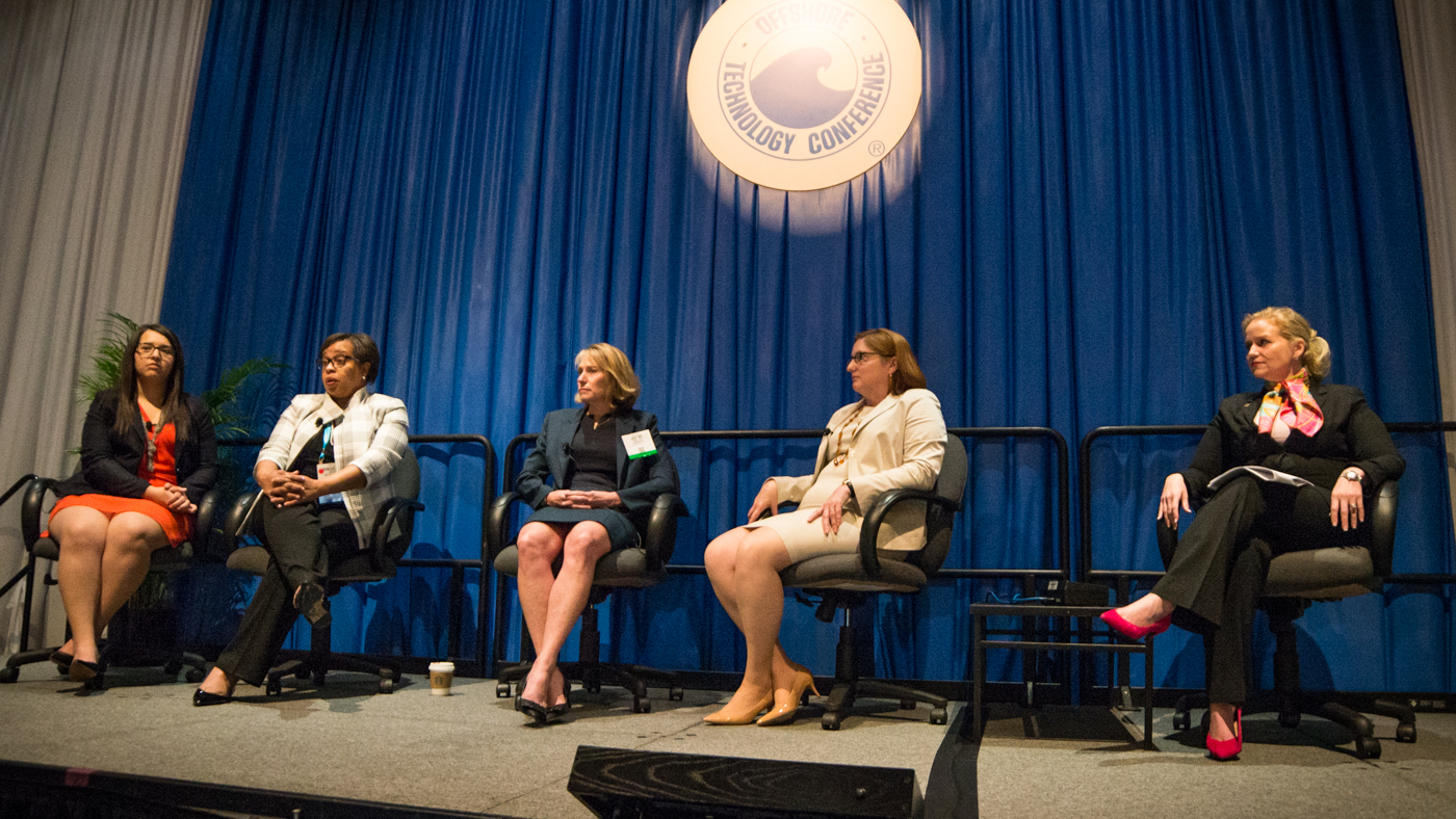 Panel Networking Outreach Can Help Bring More Women Into