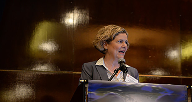 The Texas Railroad Commission will seek to collaborate more with IADC when crafting state regulations that affect drilling contractors in the future, Lori Wrotenbery, Director of the Oil and Gas Division of the Railroad Commission, said on 14 May at the IADC Drilling Onshore Conference in Houston.