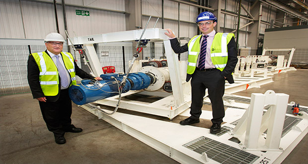 GE Oil & Gas has officially opened its new Innovation Center in Newcastle, UK. The center will focus on the development and testing of technology for subsea applications.