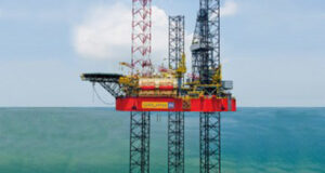 The CANTARELL II is one of three jackups that Grupo R will soon be putting to work offshore Mexico.