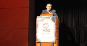 In a keynote speech at IADC World Drilling 2015, Alessandro Puliti of Eni said he believes that safety and operational efficiency represent the pillars for business sustainability in the current economic environment.