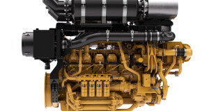 Cat 3512E Tier 4 Final Engine