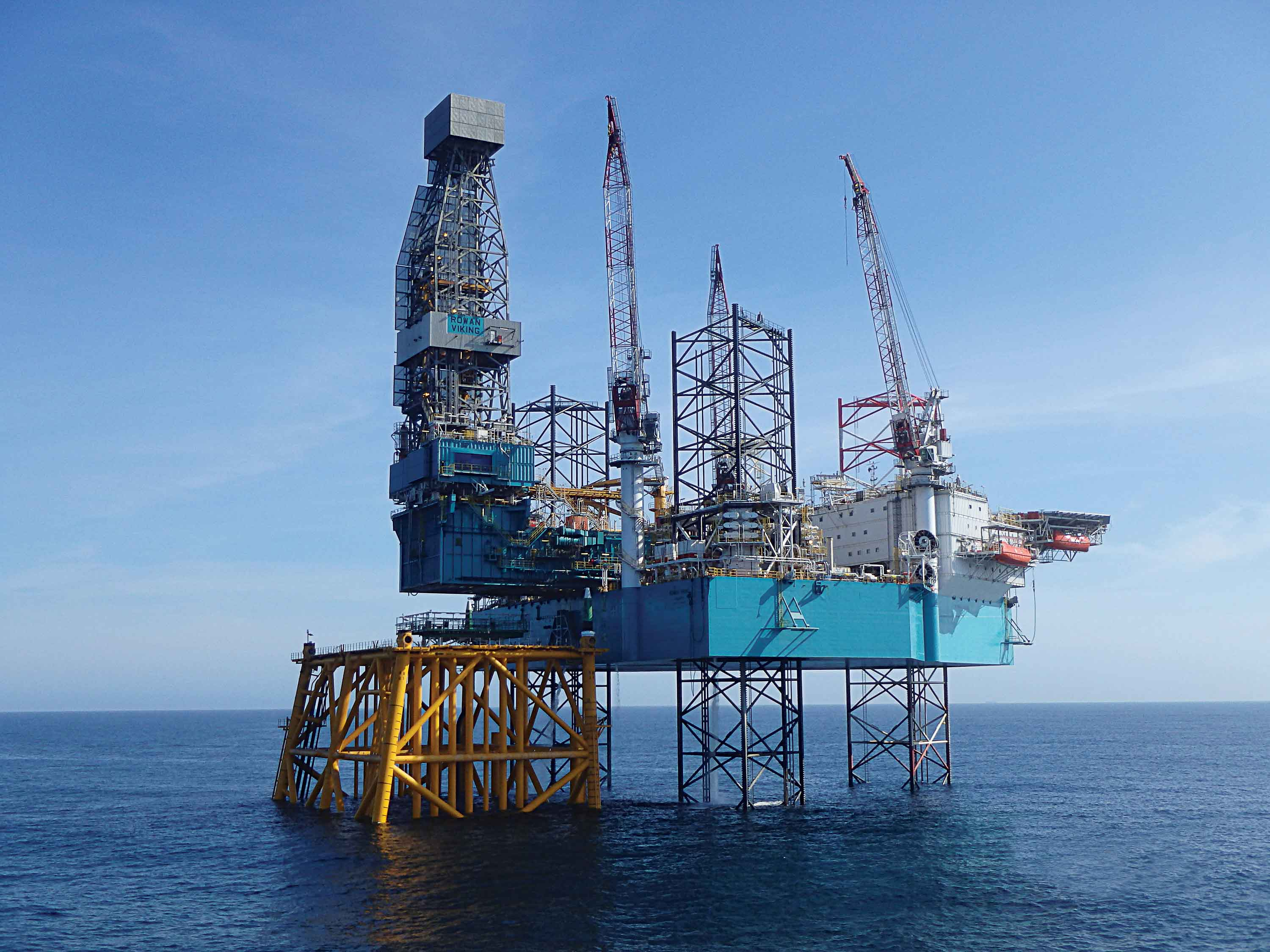 In Search Of Equilibrium In The North Sea Drilling