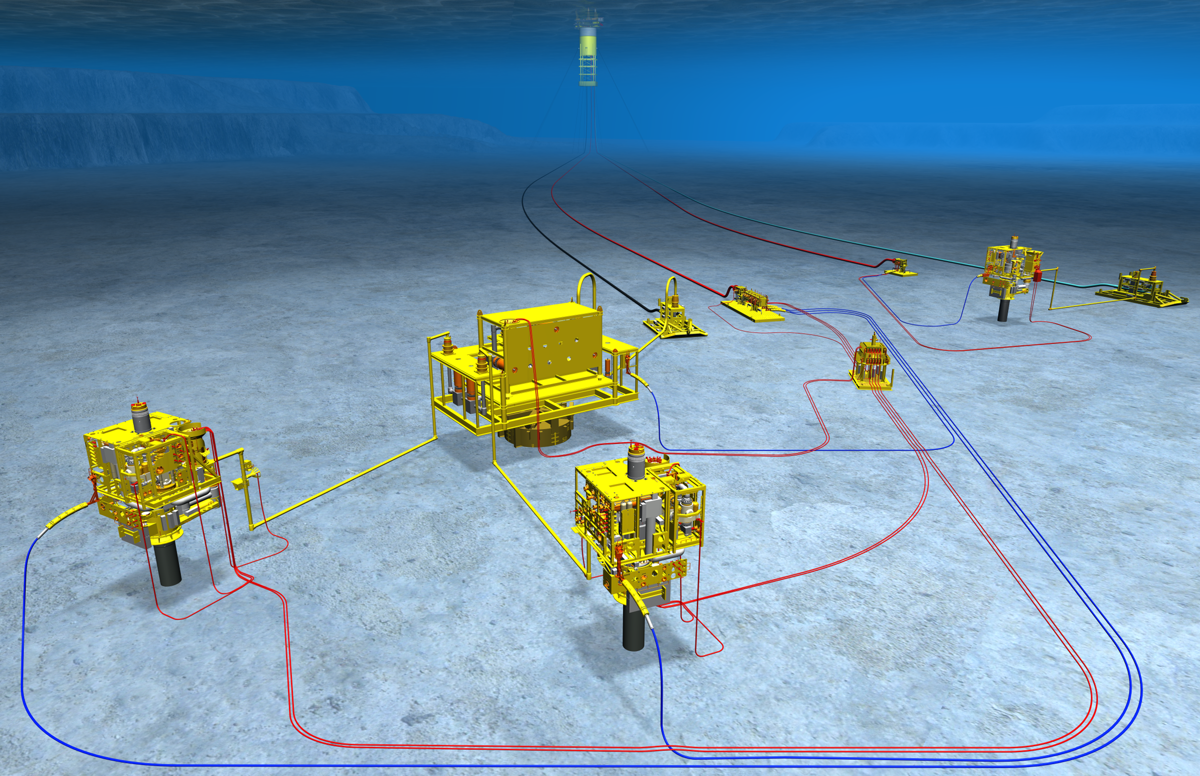 Immage Offshore Engineering : High cost subsea sector faces test of economics drilling