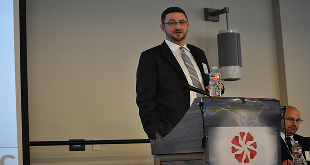 Matthew Nelson, Chevron Subsea Well Intervention Engineer, laid out Chevron's recommendations for successful root cause analyses of BOP failures at the 2015 IADC Asset Integrity and Reliability Conference in Houston on 16 September. A combination of physical, human and organizational reasons can impeded a successful RCA, he said.