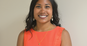 """Rium Tapjan joined NOV in 2008 through the company's NextGen program. She currently serves as Project Manager for the company's Navasota, Texas, R&D technology center, envisioned to be """"an engineer's playground."""""""