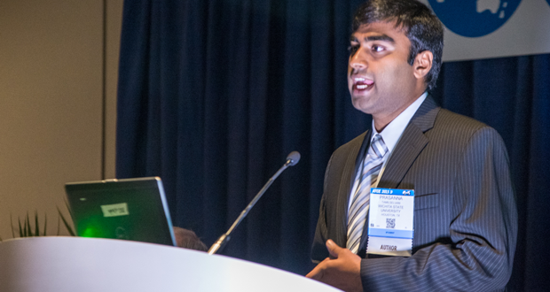 Dr Prasanna Tamilselvan, Senior Reliability Engineer at Bureau Veritas, speaks at the 2015 SPE Annual Technical Conference and Exhibition in Houston on 29 September. By following a methodology that includes data collection which analyzes past behaviors of a system, Dr Tamilselvan believes systems can avoid future failures.
