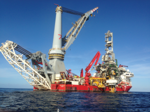 Subsea 7 used Sonardyne's acoustic and inertial navigation technologies for the installation of subsea structures on a new deepwater field development in the US Gulf of Mexico.