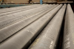 With more than 7,000 slots per pipe, RGL Reservoir Management's finished slotted liner is used extensively in heavy oil reservoirs with unconsolidated sands. Better quality control in slotted liner technology has been driven by the need to better understand the reservoir and how it interacts with the sand control medium being used and downhole operating conditions.