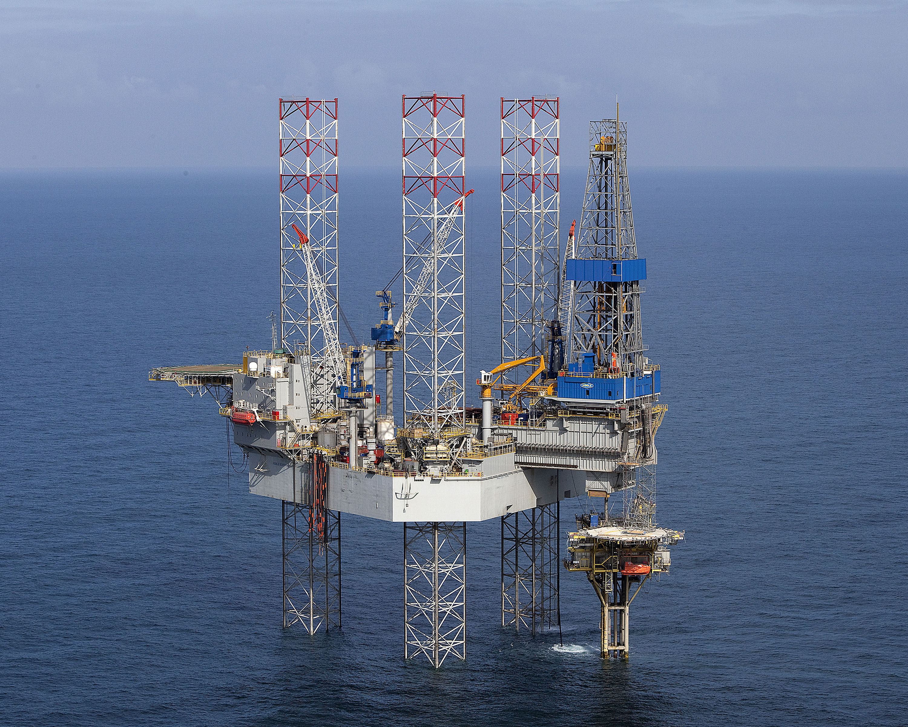 Dayrates are down, but rig count remains steady in Middle East