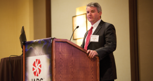 Speaking at the 2015 IADC Annual General Meeting in San Antonio, Texas, on 6 November, Clay Williams, Chairman, President and CEO of National Oilwell Varco, pointed to key factors that differentiate the current industry slump from the downturn that it faced in the 1980s.