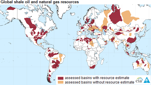 Top Ten Countries with Most Natural Resources- World's Resource Rich Nations
