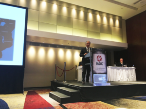 Saipem Angola Branch's local training center delivered almost 40,000 hours of training from 2011 to 2015, Franco Pandolfi, Senior VP Drilling Operative Coordinator for Saipem, said at the 2016 IADC Drilling Africa Conference in Cape Town, South Africa, on 15 February.