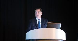 Speaking at the 2016 IADC/SPE Drilling Conference on 1 March in Fort Worth, Texas, Randy Cleveland, President of XTO Energy, urged the industry to focus on the long term and sustain its efforts on innovation.