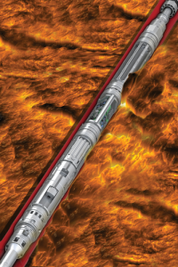 The Quasar Pulse M/LWD service, developed by Halliburton's Sperry Drilling PSL business line, has improved drilling optimization in extreme environments by obtaining measurements previously unavailable. In 2014, the tool, rated to 392°F (200°C), helped an operator drill to TD in a high-temperature well in a single run.