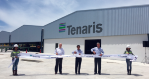 Tenaris recently opened a new service center in Thailand. It will supply major OCTG and Rig Direct services, providing 80,000 tons of chrome, carbon casing and tubing.