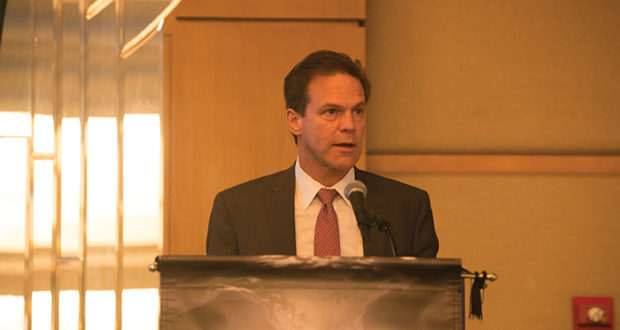 While often overlooked, human factors are critical to safe and successful execution of offshore drilling operations, Rob Saltiel, President and CEO of Atwood Oceanics, said at the 2016 IADC Human Factors Conference in Galveston, Texas, on 5 October.