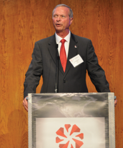 Mike Killalea, IADC Group VP/Publisher, opens IADC World Drilling 2016 in Estoril, Portugal, on 15 June. Mr Killalea and his team launched the Drilling Matters website this year. The goal of the project is to inform, educate and dispel misconceptions about the oil and gas industry.