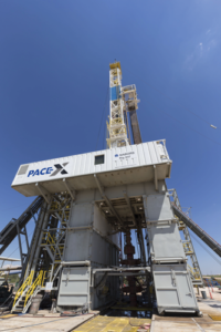 Nabors has delivered 50 PACE-X rigs since 2014. The company sees a need for improved rig designs that can better deal with the increasingly complex multiwell pad arrays.