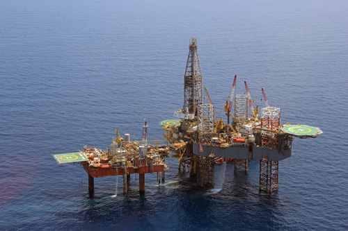 Want to discuss an offshore rig?