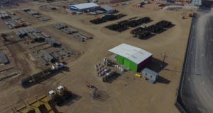 A new service center in Midland, TX was inaugurated by Tenaris 5 December 2016. The new center will serve for the deployment of Rig Direct, the company's new business model in working directly with oil and gas customers to synchronize pipe manufacturing with drilling operations.