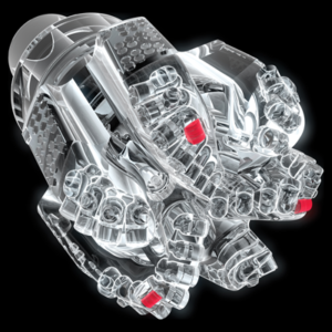 Halliburton launched the Cruzer Depth-of-Cut Rolling Element for PDC bits in fall 2016 to reduce friction on PDC depth-of-cut elements. Instead of remaining static and dragging across the formation, these PDC elements roll against the formation as the bit is turned.