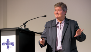 Hege Kverneland, Corporate VP & Chief Technology Officer for National Oilwell Varco, noted that 40% of public board positions in Norway are filled by women. However, this achievement can be attributed primarily to a law that the Norwegian government put in place mandating the 40% representation.