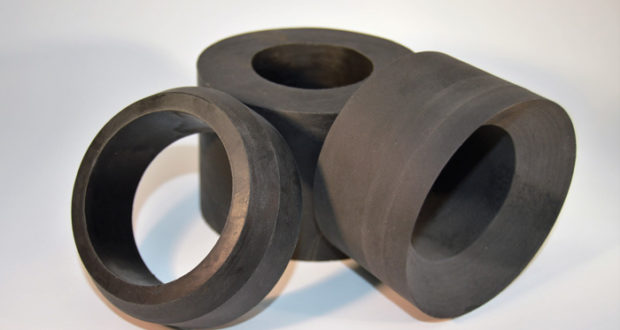 Terves' Response Element DE 50 is a fully dissolvable polymer that is being used to make frac plugs.