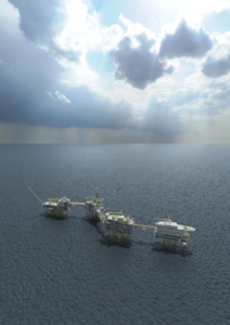 The integrated drilling and well service contract for Johan Sverdrup is the first award of its type at this scale on the Norwegian Continental Shelf. It integrates all the main drilling and well services as one delivery. The contract with the rig provider also integrates additional services beyond the traditional scope, including the management of offshore cuttings waste and casing/tubing makeup.