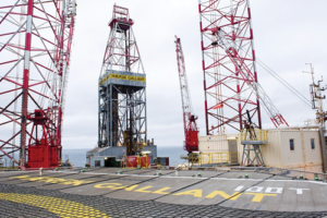The Mærsk Gallant, an MSC CJ62-120S design jackup, was refitted and modified with 20,000-psi rated well control equipment to drill the Solaris well on the Norwegian Continental Shelf. The well also called for managed pressure drilling equipment and procedures to be deployed.